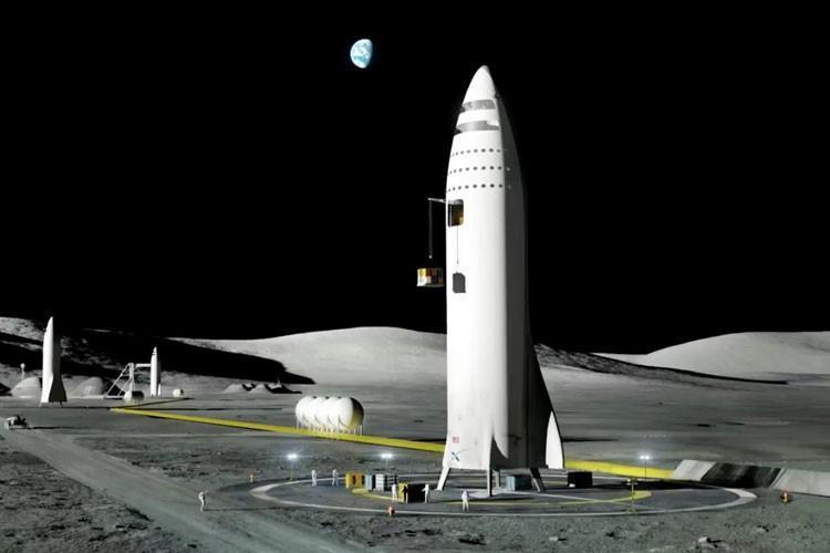 اسپیس ایکس مامور ارسال محموله به دروازه ناسا