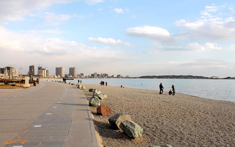 دریاچه چیتگر، محلی برای تفریح و آرامش در پایتخت