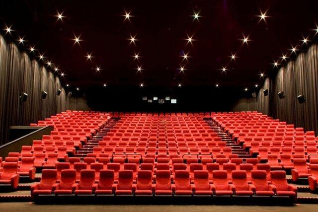 در سینماها به راحتی می توانیم فاصله اجتماعی را رعایت کنیم