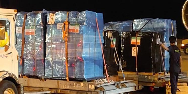 سفارت ایران در بیروت از وصول کمک های بشردوستانه به لبنان خبر داد