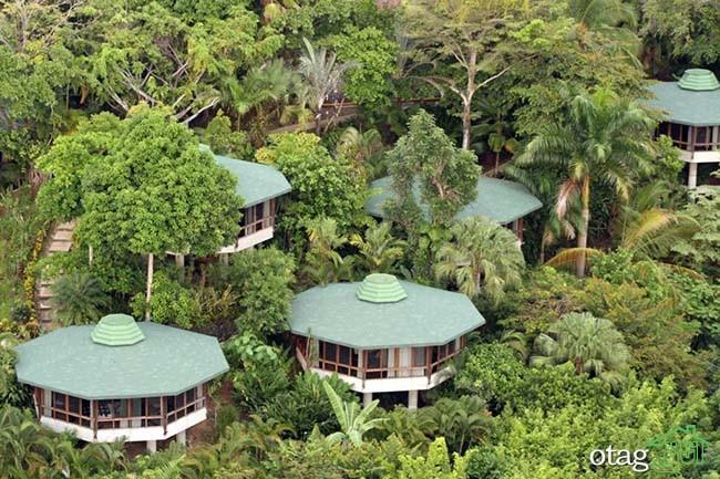 آشنایی با زیباترین هتل های دنیا در سال 2017 بهمراه قیمت رزرو