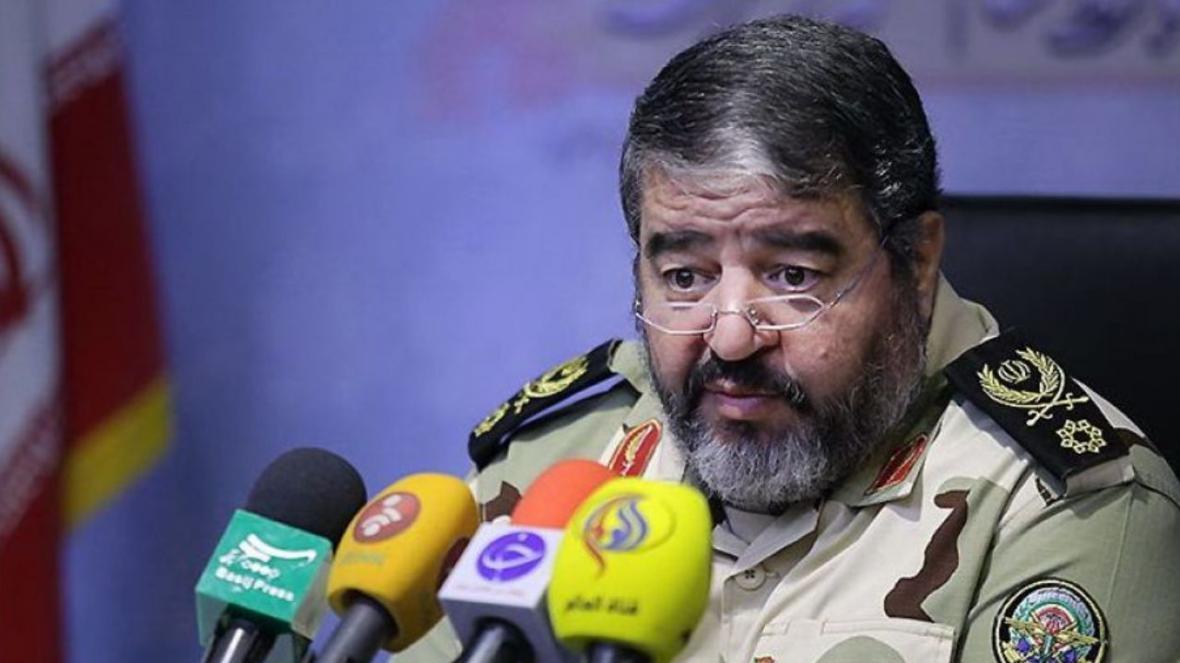 هشدار یک نظامی ارشد ایرانی درباره جنگی که آمریکا به دنبال آن است