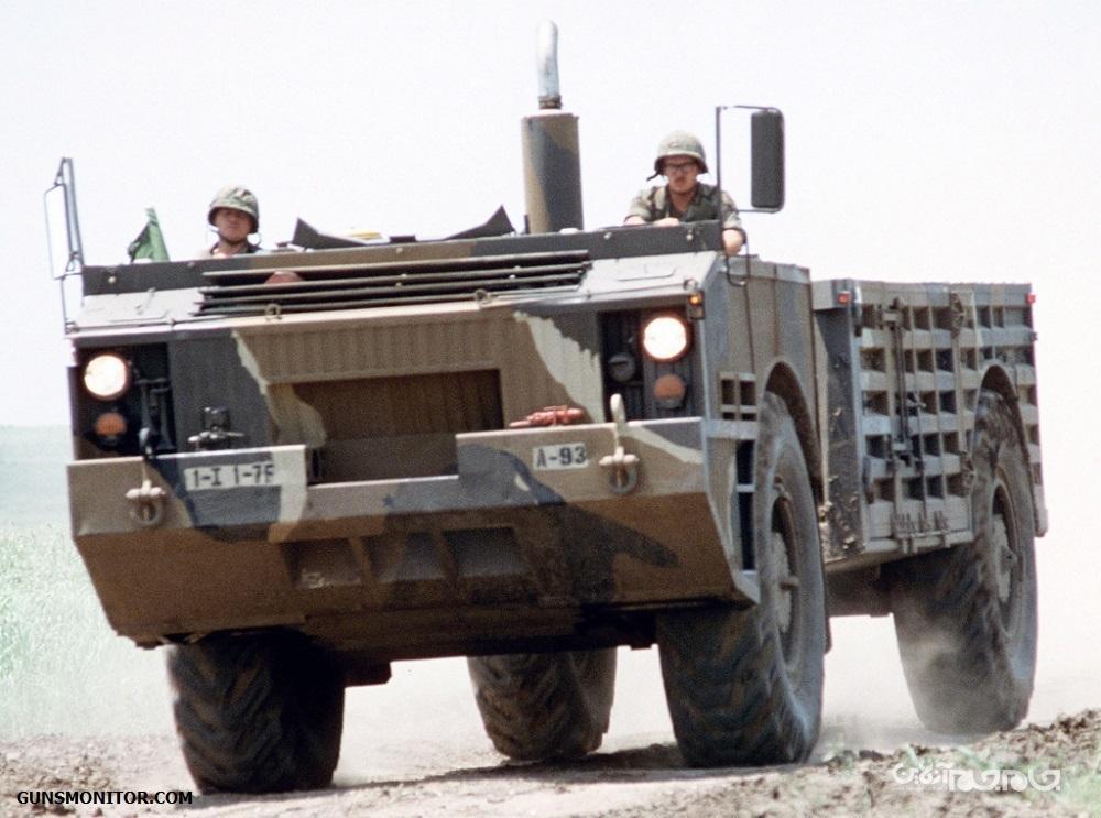 HEMTT؛ خانواده کامیون های کاربردی در ارتش آمریکا
