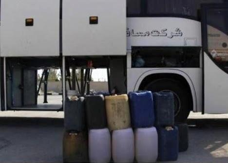 خبرنگاران کشف 29 هزار لیتر سوخت قاچاق تا انهدام باند سلاح غیرمجاز در تهران
